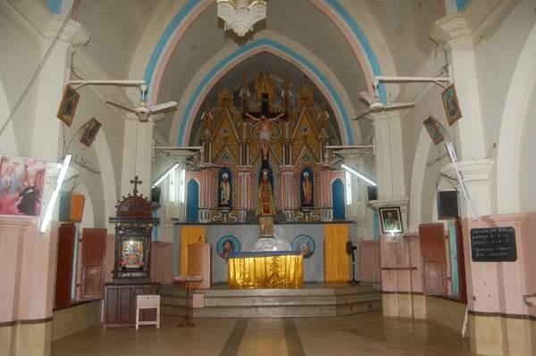 singamparai Parish Church