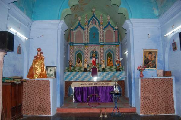 Singamparai Parish - Mukkudal Church